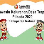 Pengumuman Panwaslu Kelurahan/Desa Terpilih Se-Kecamatan Kabupaten Natuna