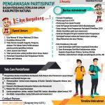 Rekrutmen Peserta Sekolah Kader Pengawasan partisipatif