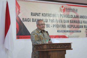 Gunawan: Peningkatan Kualitas Demokrasi Harus Dilakukan day-to-day